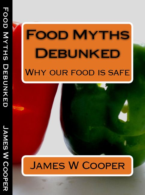 Cover  Food Myths